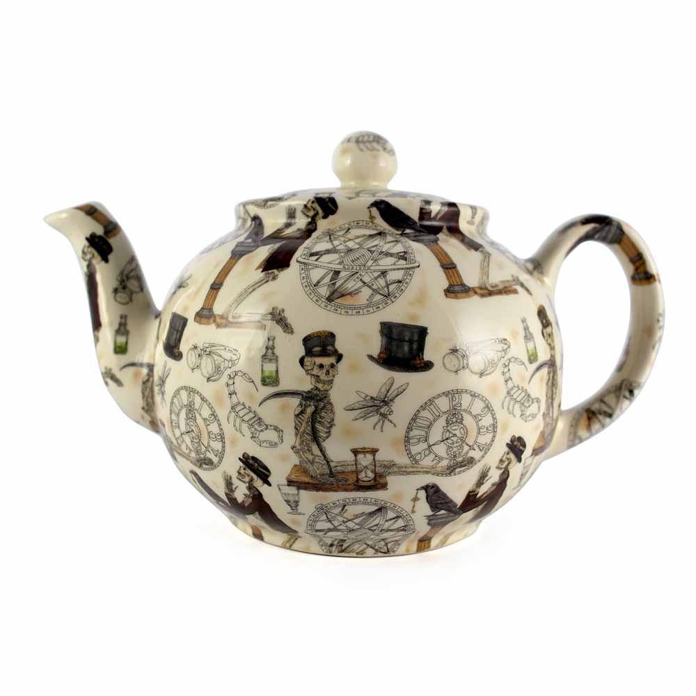 Steampunk Large Teapot
